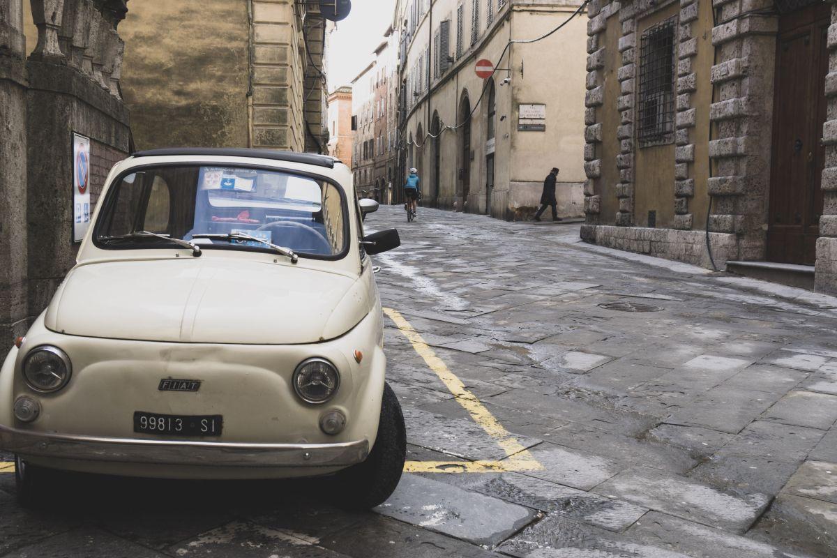 Tuscany Road pasqua 08