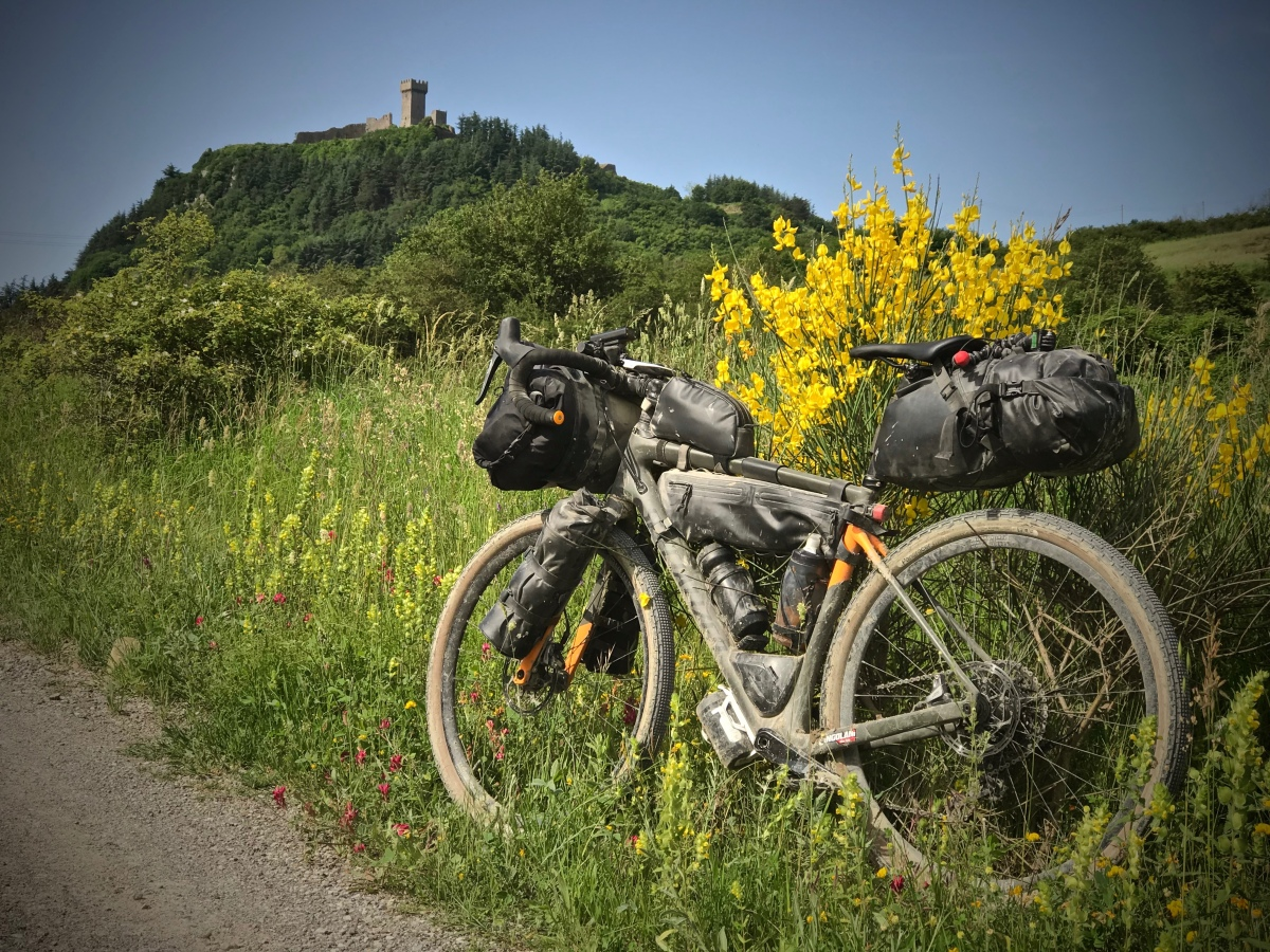 Tuscany Trail 2018 gravel 007