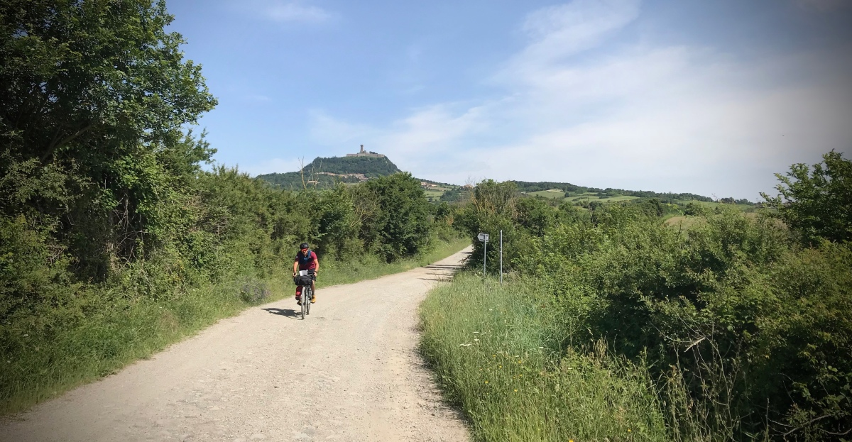Tuscany Trail 2018 gravel 008