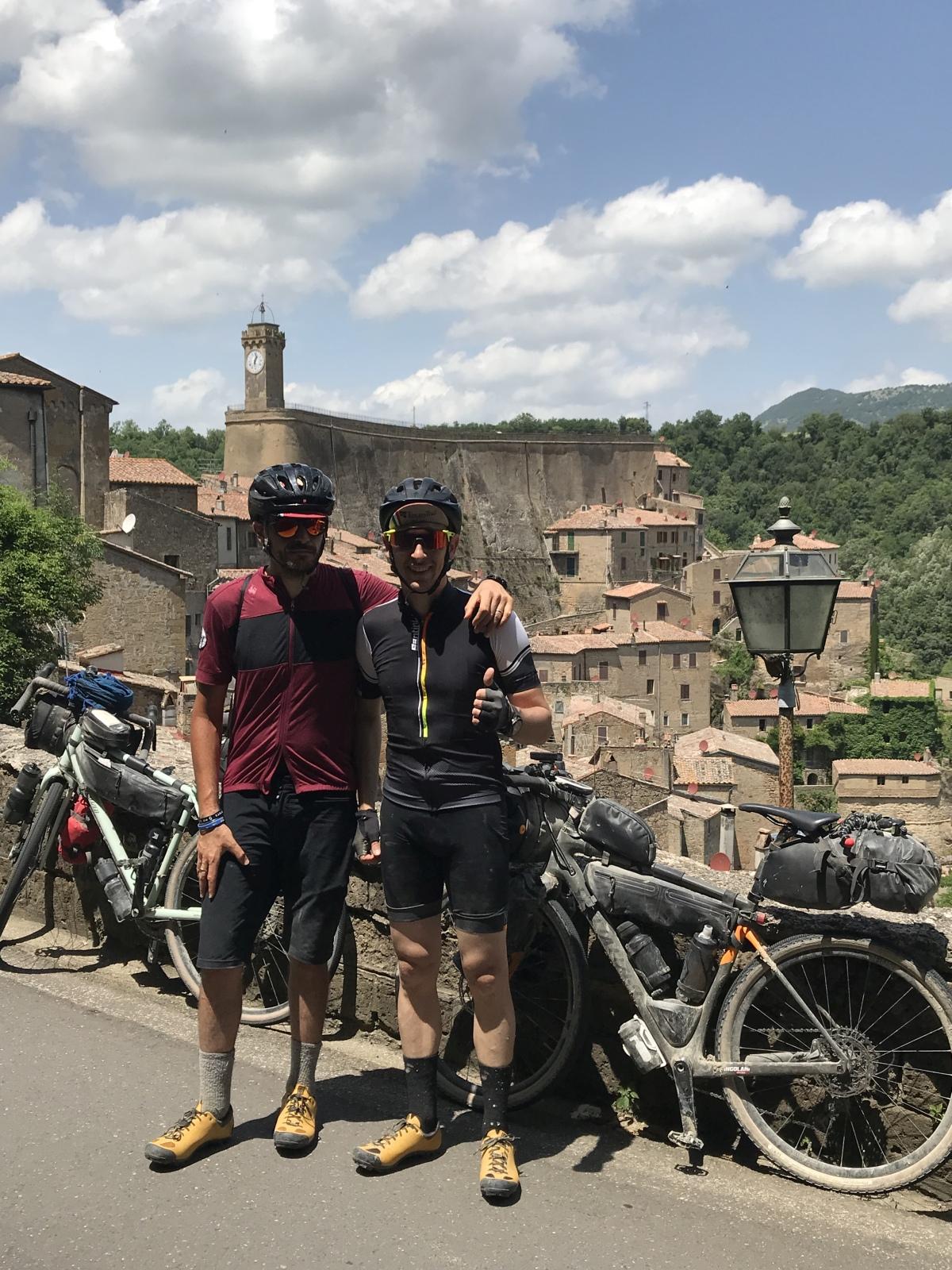 Tuscany Trail 2018 gravel 009