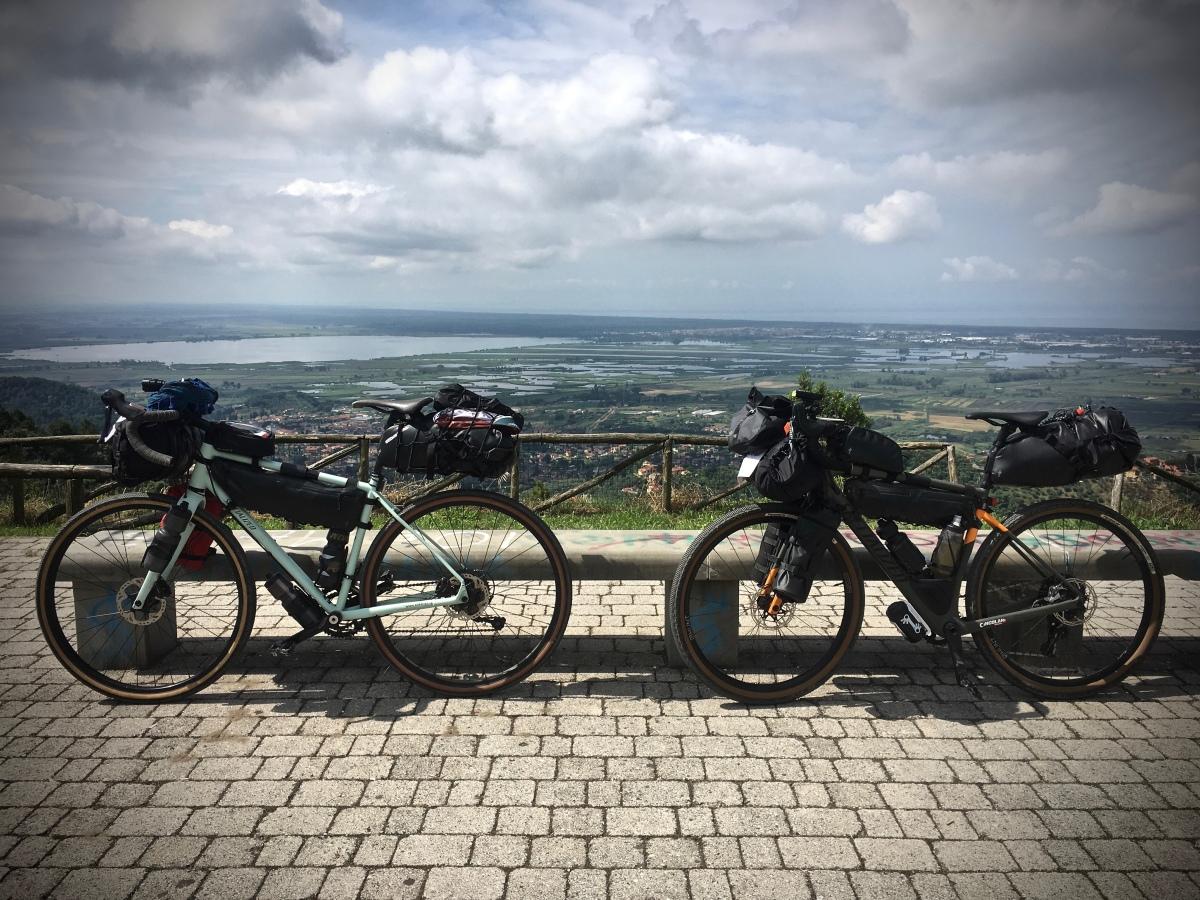 Tuscany Trail 2018 gravel 025