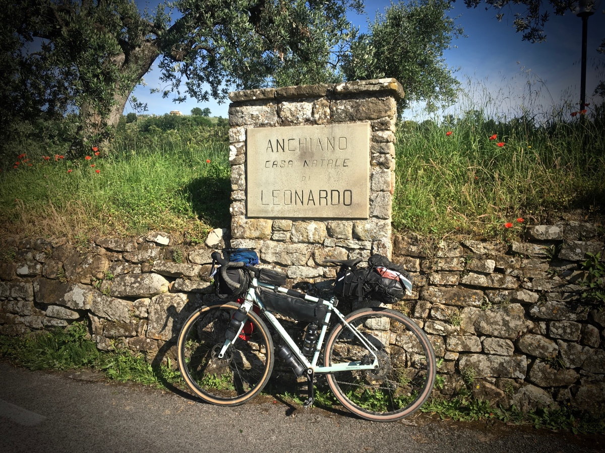 Tuscany Trail 2018 gravel 035
