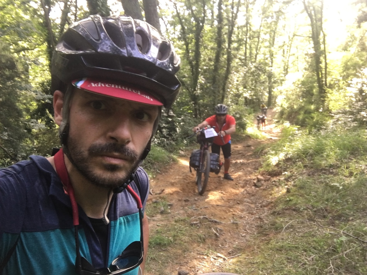 Tuscany Trail 2018 gravel 036