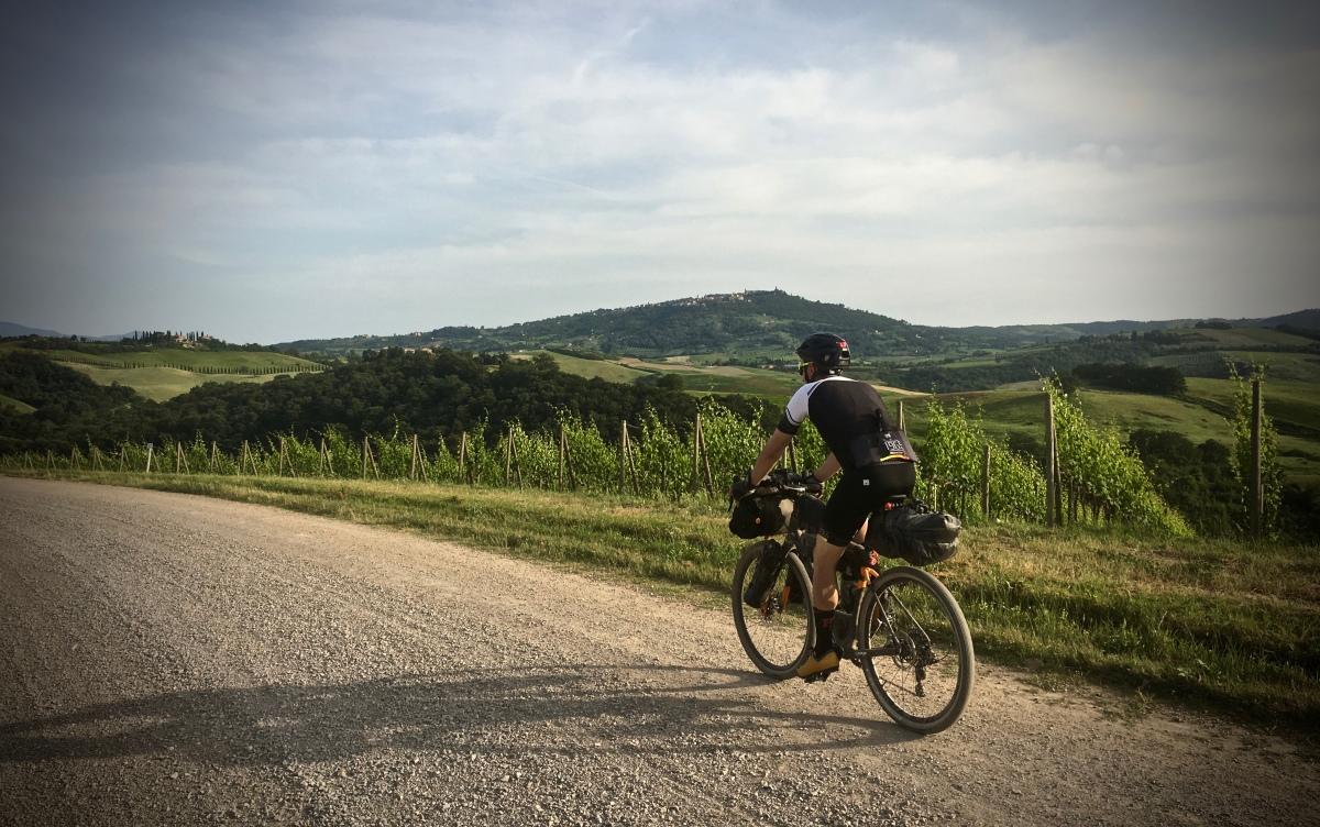 Tuscany Trail 2018 gravel 043