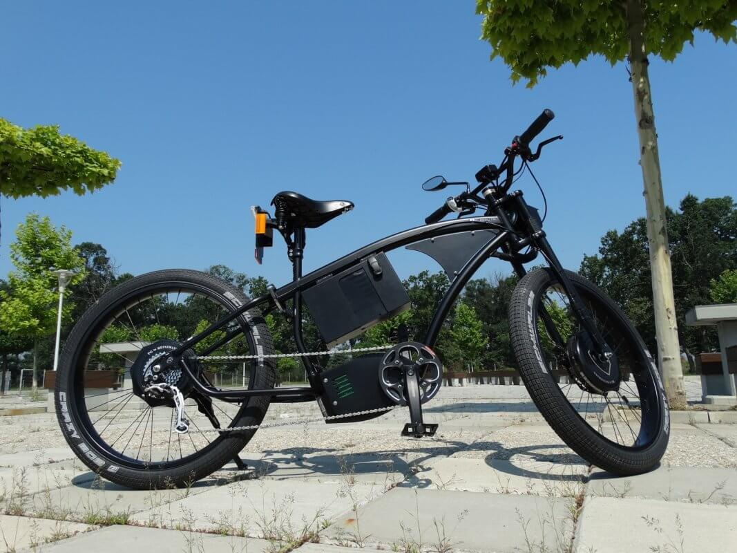 bici da cicloturismo