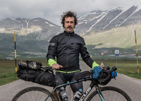 Francesco Spinolo Editore bikepacking.it