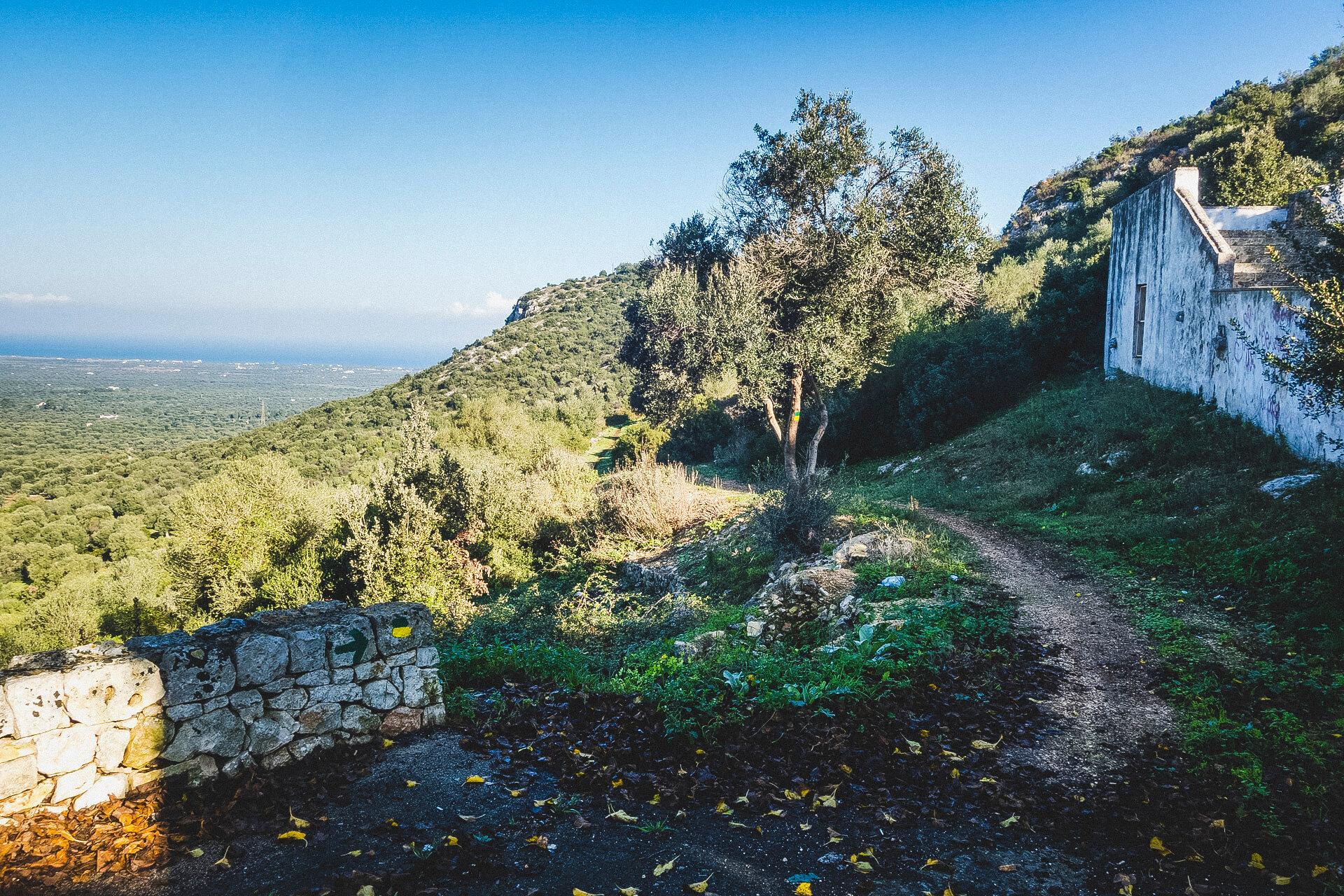 sentieri e panorami