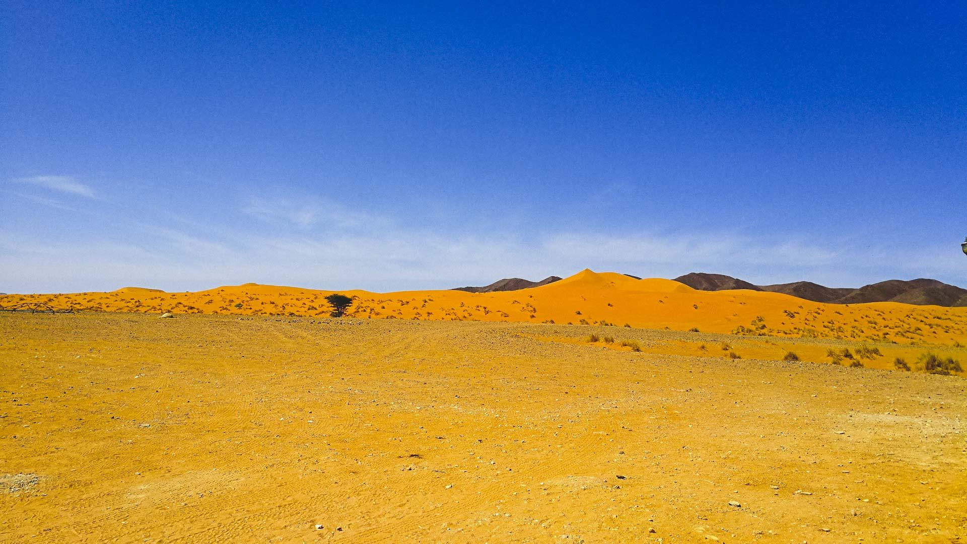 deserto marocchino
