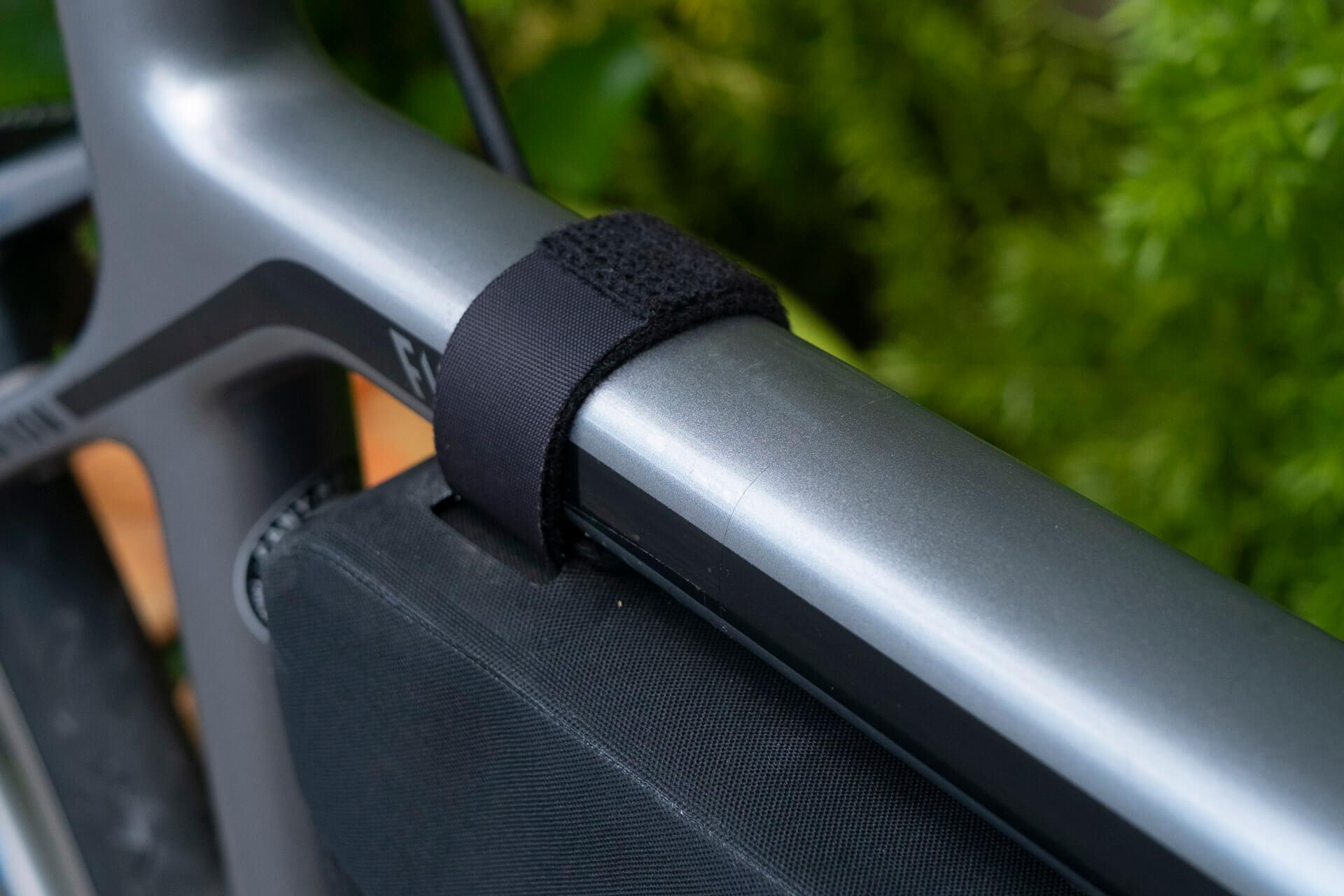 protezione telaio con heli tape