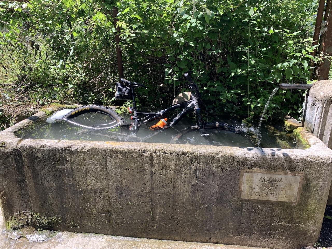 fontanile bici