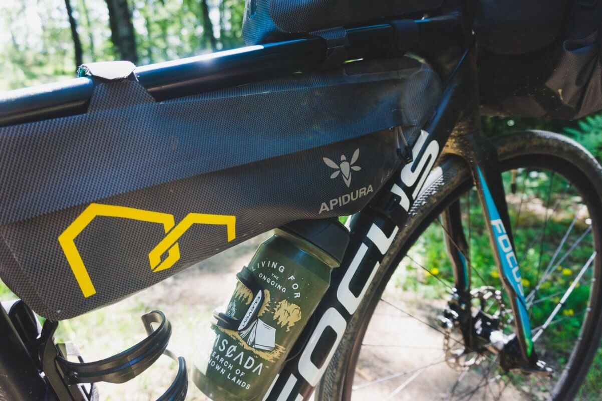Apidura Expedition Series frame bag
